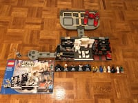 Lego Star Wars Cloud City w/ Cloud Car & 20th Anniversary Edition Mississauga, L5K