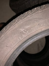 Smart Fortwo tires x 4