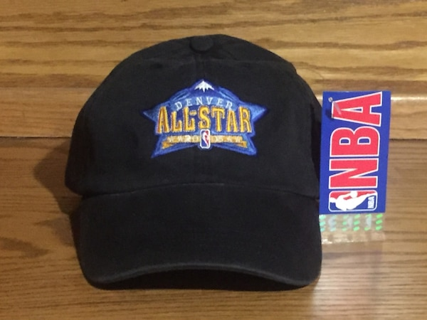 premium selection 9451d 7328b 2005 NBA ALL-STAR GAME (Denver) HAT New with tags, NBA Store Fifth Ave And  52nd Ny,NY