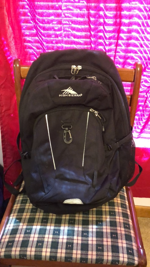 d68e0c83c0e Used Black and white bookbag for sale in Gurley - letgo