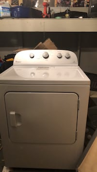 Whirlpool dryer  504 km
