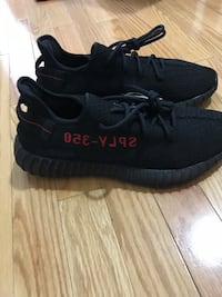 pair of black Adidas Yeezy Boost 350 V2 Mississauga, L4T