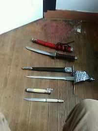 several handled swords Killingly, 06239
