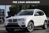 Bmw - x3 - 2017 with 24441km and 100% approved financing