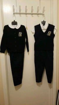 UA sweaters and other school uniform item's.  Irving, 75062