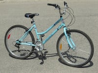 """ALMOST NEW USED 5 MONTHS ONLY ADULT OR TEEN FEMALES 26"""" EVERYDAY TRAVELER 21 SPD ROAD CRUISER BIKE!  Mississauga"""