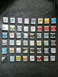 Nintendo ds game cartridges  Edmonton, T5A