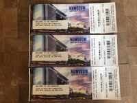 3 General Admission Tickets- NEWSEUM in D.C Leesburg, 20175