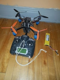 Quadcopter Multiwii Arduino 1 horse power for DIYers Montréal, H3T 1X6