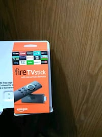 Amazon Fire TV stick with Alexa Voice Remote box Saint Petersburg, 33709