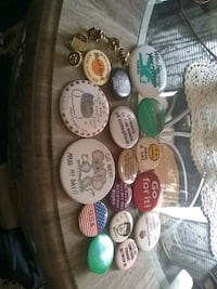 Assorted pins collectable Salem, 97305