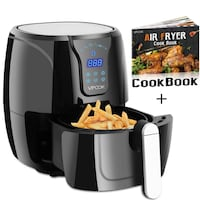 all new Electric air fryer oil free  Markham