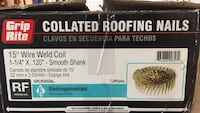Collated roofing nails Fort Walton Beach, 32548