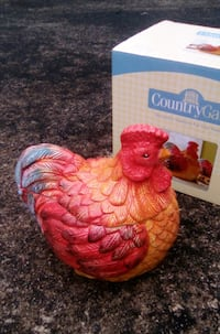 Rooster Cookie Jar Brand New  High Point, 27262