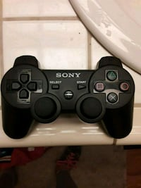black Sony PS3 game controller Bakersfield, 93311