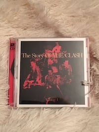 The story of the clash 2 cd Toronto, M2M 2A3