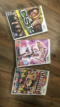 three assorted PS3 game cases Oakley, 94561