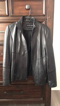Kenneth Cole leather coat Arlington, 22203
