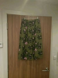 green and white floral sleeveless dress Streatham, SW16
