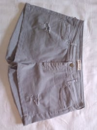 pantalon corto en denim gris Hollister Barcelona, 08001