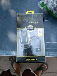 two black and white wireless headphones boxes Porterville, 93257