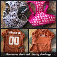 Harnesses and longhorns jersey