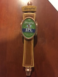 Yuengling pale ale beer tap handle