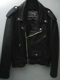 Motorcycle jacket Real genuine leather  Oliver