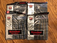 New Men's Medium Knocker Boxers Charleston, 29412