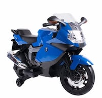 Black and Blue Motorcycle for Kids ages 1-4. TORONTO