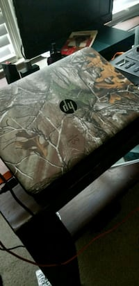 Camo Hp laptop 1TB with cooling fan stand  Decatur, 30032