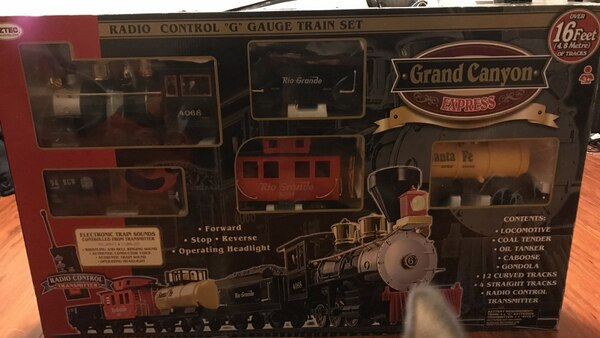 Grand Canyon Express Train Set