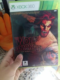 The wolf among us  Murcia, 30150