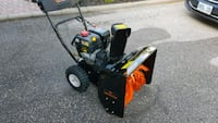Remington Two Stage Snow Blower (new) Maple, L6A