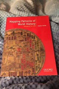 Mapping Patterns of World History