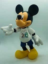 2018 Disney Parks Mickey Mouse Figure Cockeysville, 21030