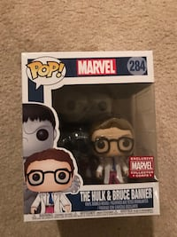 Funko Pop The Hulk and Bruce Banner Woodbridge, 22191