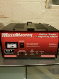 Brand new Battery charger(MotoMaster) Toronto, M1R 1T1