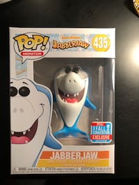 Funko pop #435 Jabberjaw NYCC exclusive  Lorton, 22079