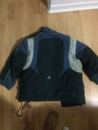 blue and black Nike zip-up jacket Québec, G1P