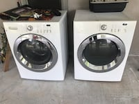Washer and Dryer Set Mission