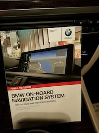 bmw on board navigation system