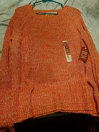 red sweater Aynor, 29511