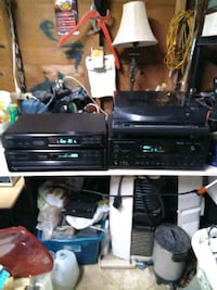 ONKYO COMPLETE STEREO HOME VIDEO COMPONENT SYSTEM Oakland Park, 33334