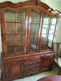Antique China Cabinet Springfield