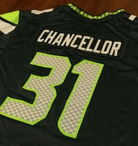 Kam Chancellor Official Seahawks Super Bowl Jersey Duvall, 98019