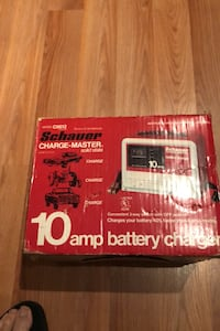 Schafer Charge Master solid state battery charger