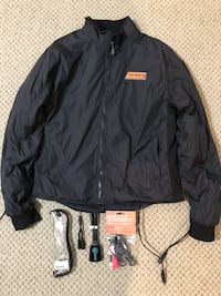Motorcycle Hotwire heated jacket size large  Belleville, 07109