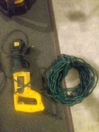 DeWalt corded sawzall and extension cord Des Moines, 50317
