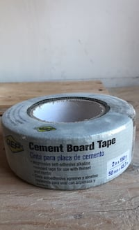 5 cement board tape - Total new White Plains, 10605